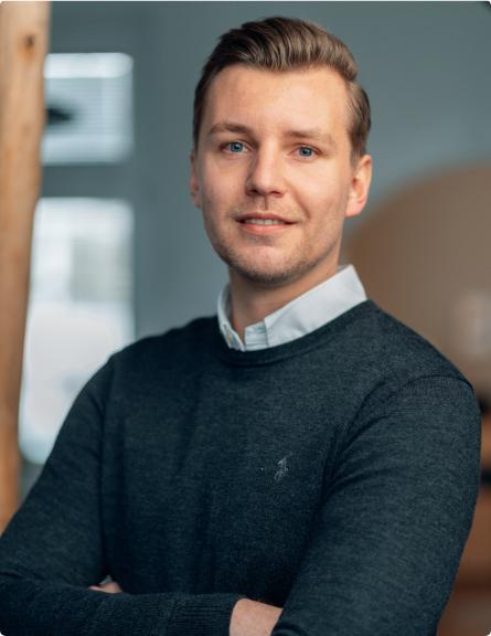 Nikolai Gruschwitz tzn Digital Ventures GmbH